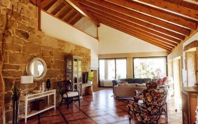 Un magnífico plan de fin de semana: casa Bosque de Xarás